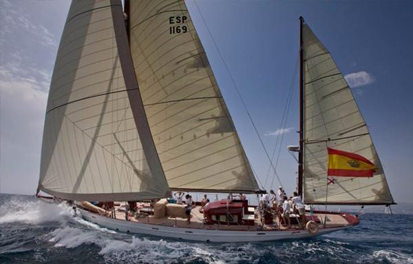 Classic 75 Berthon Alfred Mylne