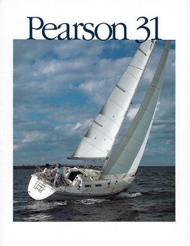 Pearson 31 Pearson