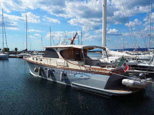 Abati Yachts Abati 55 Portland - AY 55 Abayachting Abati Yachts Portland 55 1