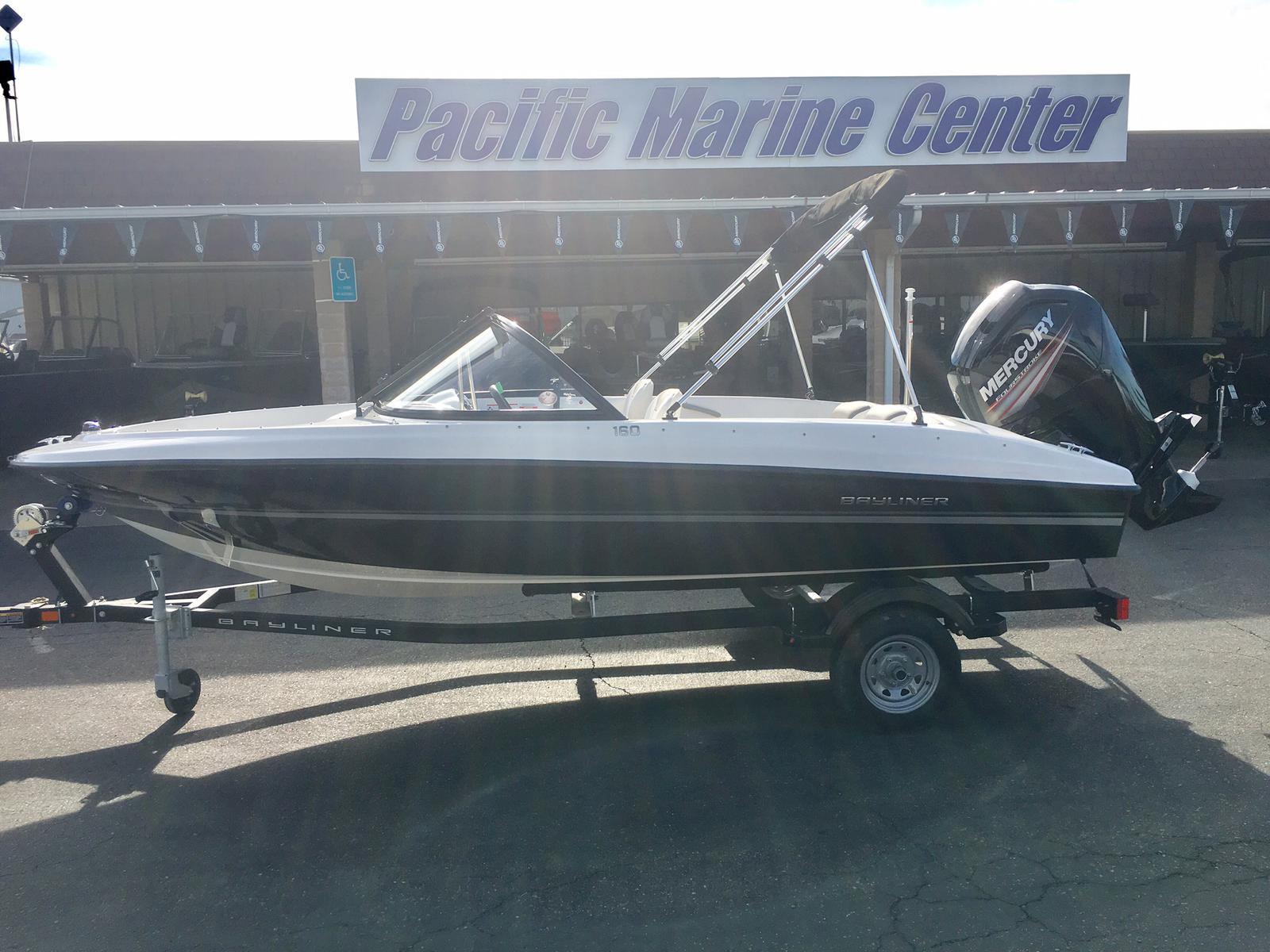 Bayliner 160 Bowrider - 90HP Mercury