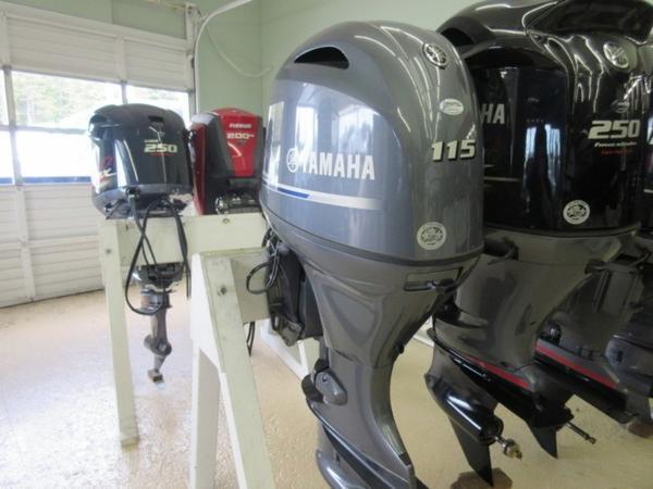 Yamaha Boats F115XB