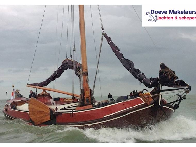 Dutch Sailing Tjalk 18.05
