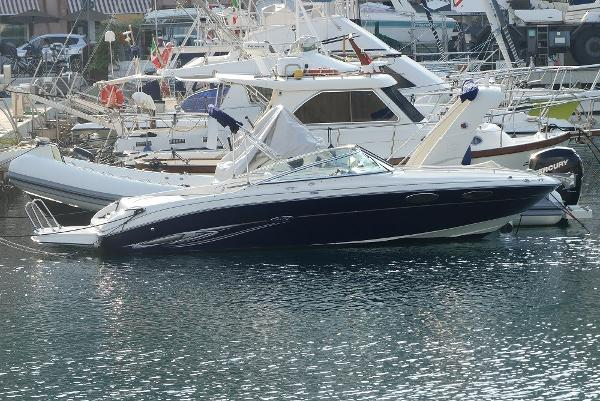 Sea Ray 240 Sun Sport P1000594