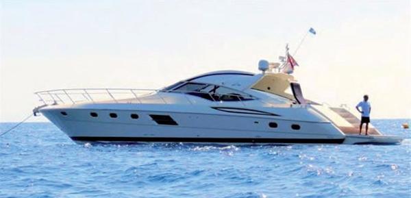 Sarnico 65 Sarnico 65 - YEAR 2007 - Timone Yachts
