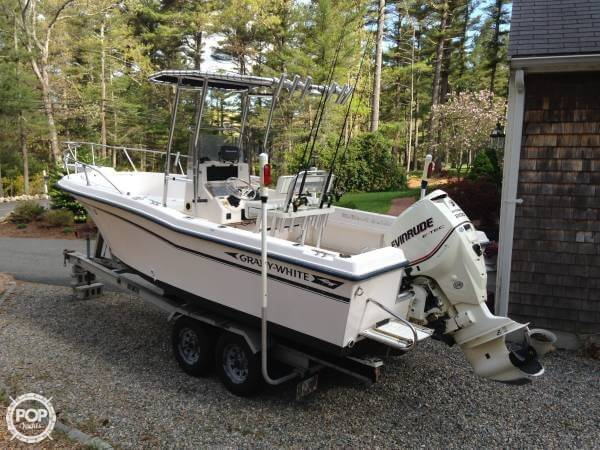 Grady-White 209 Escape 1995 Grady-White 209 Escape for sale in Duxbury, MA