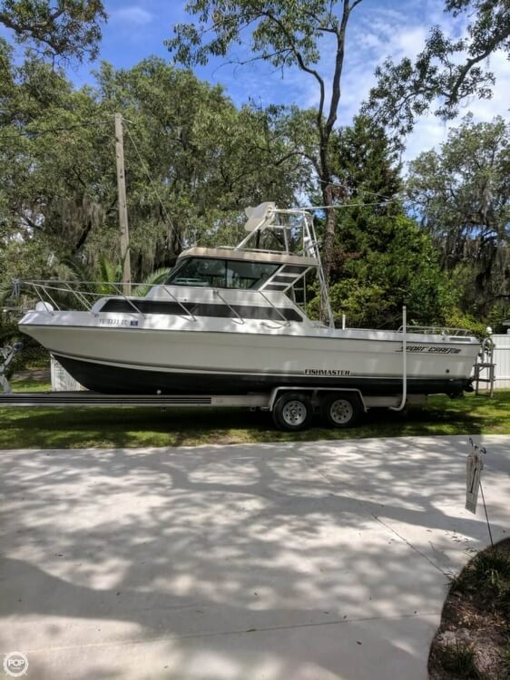 SportCraft 270 sport 1990 Sportcraft 270 sport for sale in Fort Walton Beach, FL