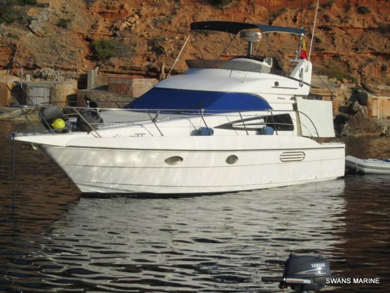 Astondoa Yachts Astondoa 36 FISHER