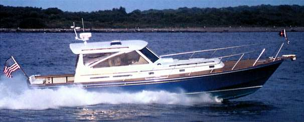 Little Harbor WhisperJet 44 SISTERSHIP EQUIPPED EXACTLY AS MISS DEE