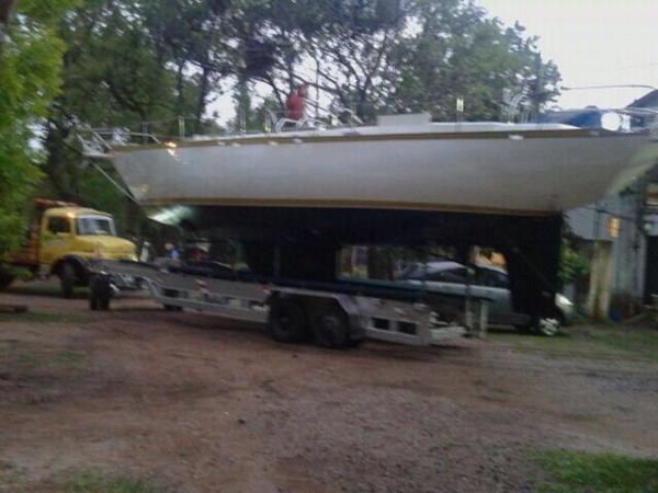 One Off 45 Steel Yacht