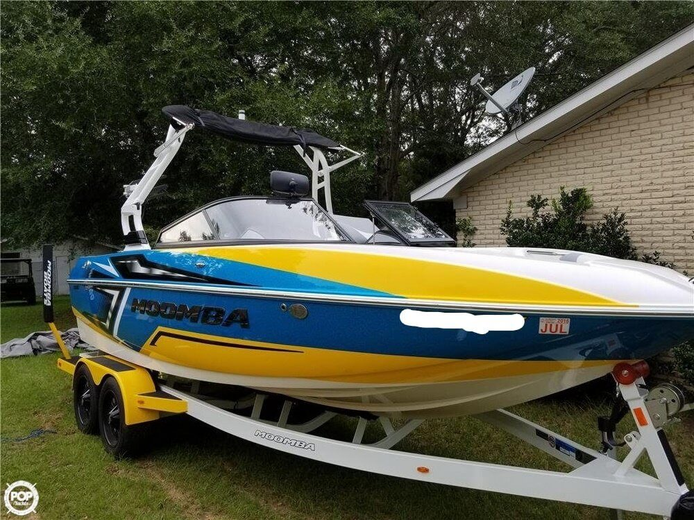 Moomba Craz 2017 Moomba Craz for sale in Abbeville, AL