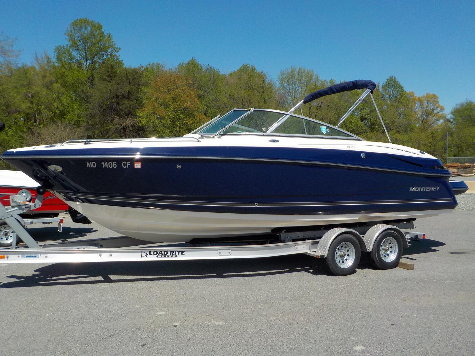 Monterey Sport Boat 264FS