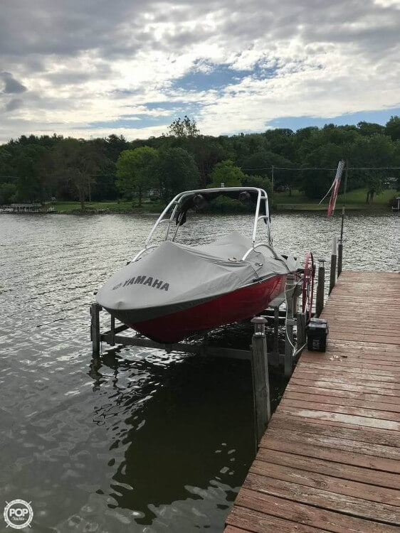 Yamaha Boats AR210 2004 Yamaha AR210 for sale in Algonquin, IL