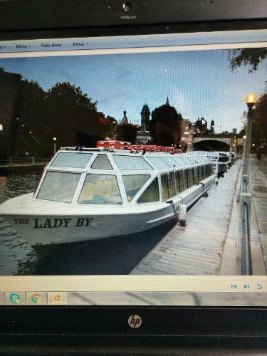 Kanter Yachts Passenger Tour Boat