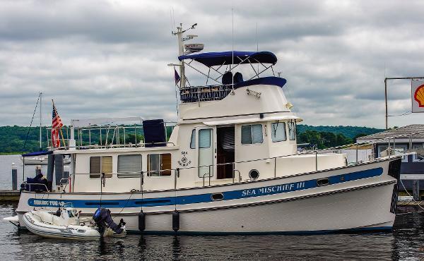 Nordic Tugs 42 Sea Mischief III