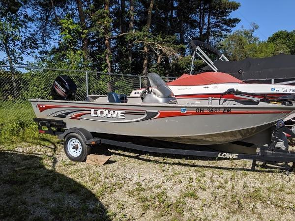 Lowe 165 Fishing Machine
