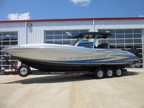 Sunsation Powerboats 34CCX