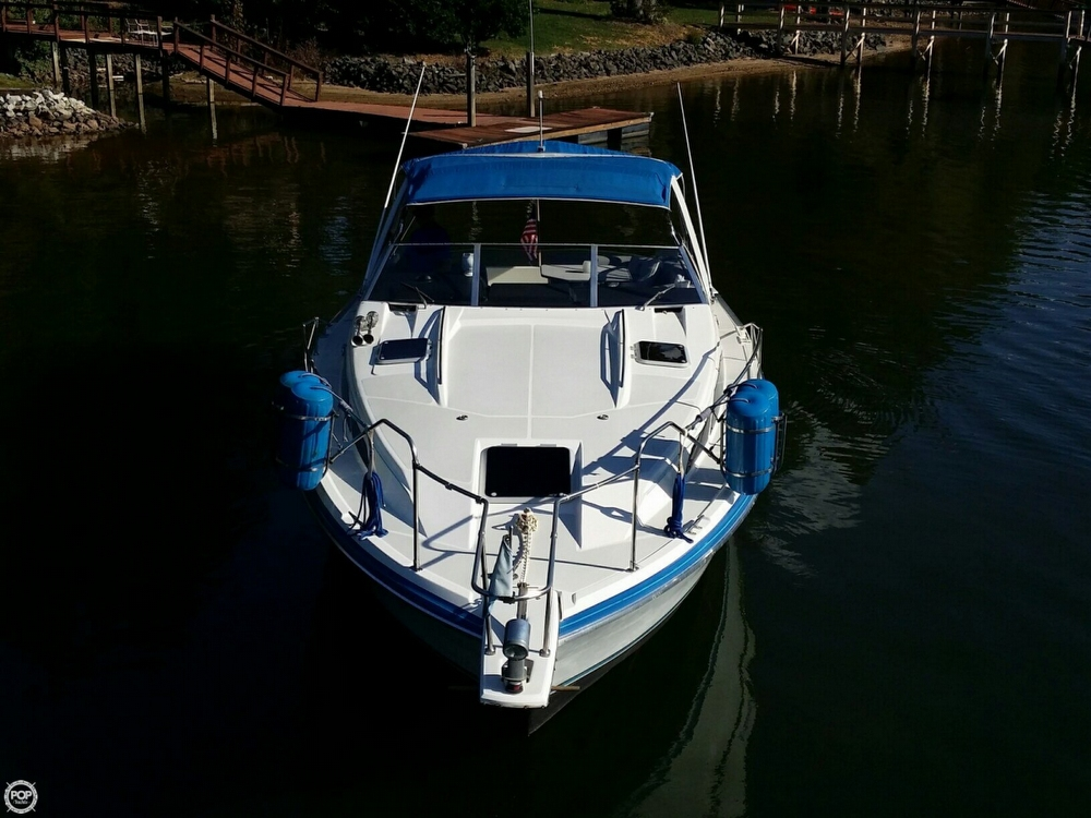 Bayliner 3450 Avanti Sunbridge 1988 Bayliner 3450 Avanti for sale in Lake Wylie, SC
