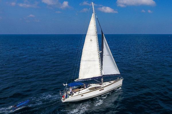 Jeanneau Sun Odyssey 50 DS Jeanneau Sun Odyssey 50DS - Feeling