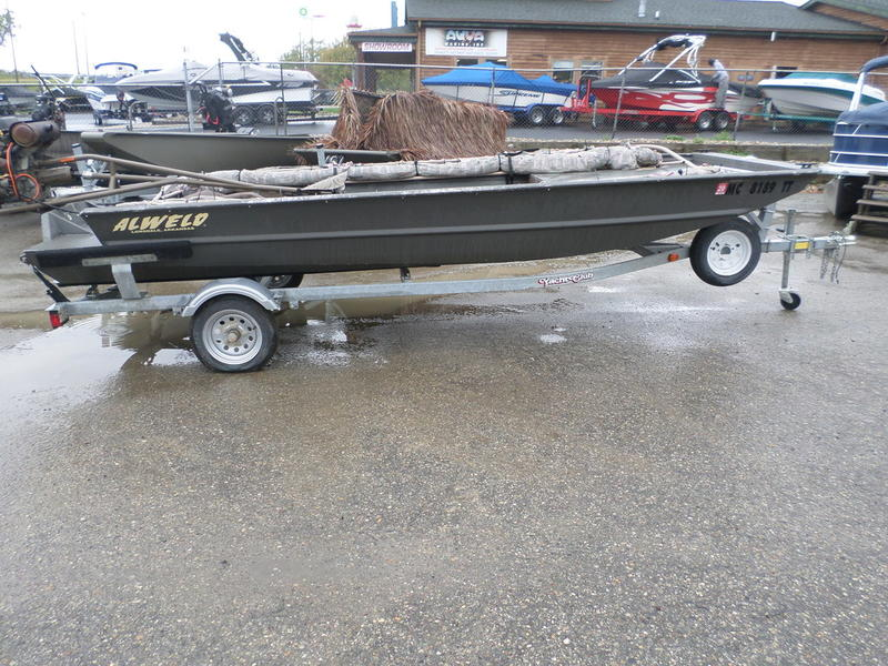 Mud Boats For Sale >> Alweld 1648 Mud Boats For Sale Boats Com