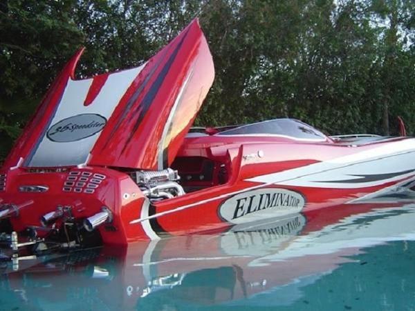 Eliminator Daytona
