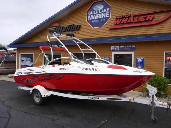 Yamaha Boats AR210 Jet