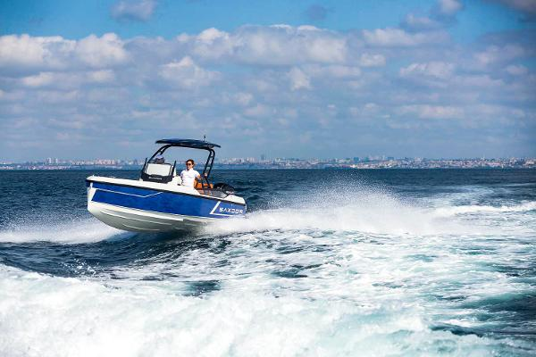 Saxdor 200 SPORT New 2020 Saxdor 200 for sale in Menorca - Clearwater Marine
