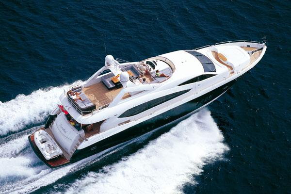 Sunseeker 86 Yacht Manufacturer Provided Image: 86 Yacht