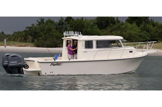Parker 2830 Extended Cabin | compactyachts com