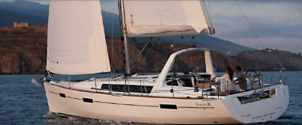 Beneteau Oceanis 41 Underway - Manufacturer Provided Image
