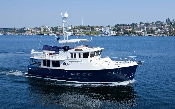 Selene 47 Ocean Trawler Running