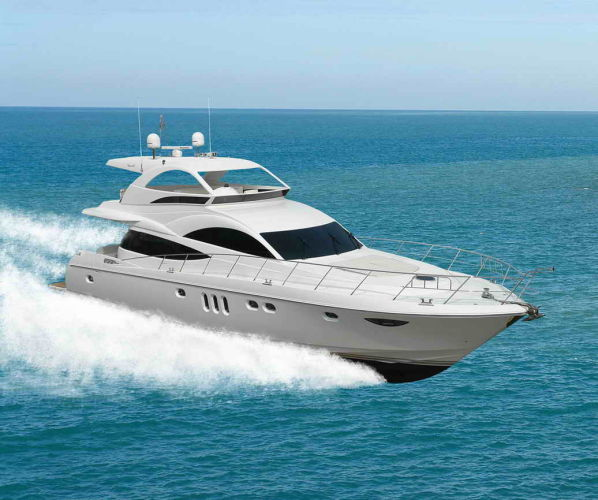 Dyna 65 Euro Motoryacht Photo 1
