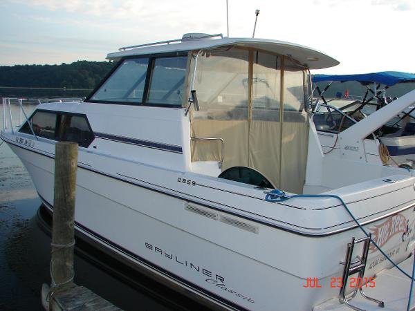 Bayliner 2859 boats for sale for Classic house 1995