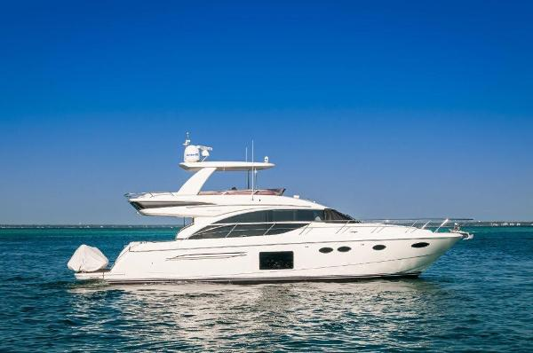 Princess 60 Flybridge 2016 60 Princess Flybridge Profile