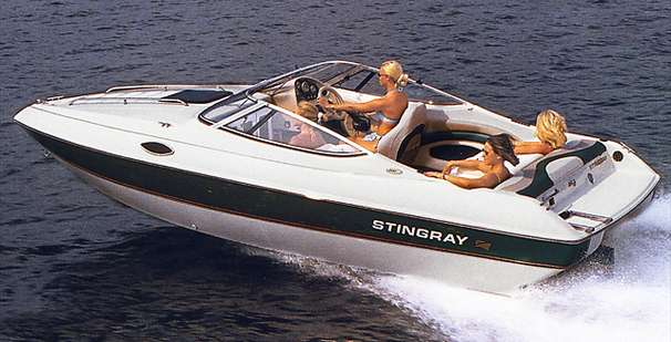 Stingray 200 CS/CX Manufacturer Provided Image