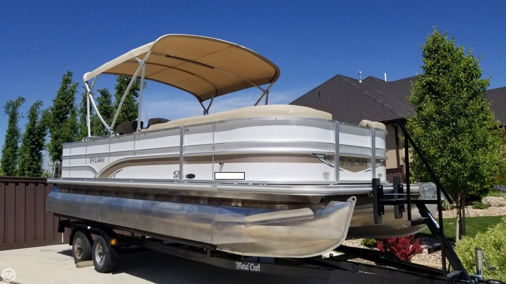 Sylvan Mirage 8522 Party Fish LE-R 2016 Sylvan Mirage 8522 Party Fish LE-R for sale in Lehi, UT