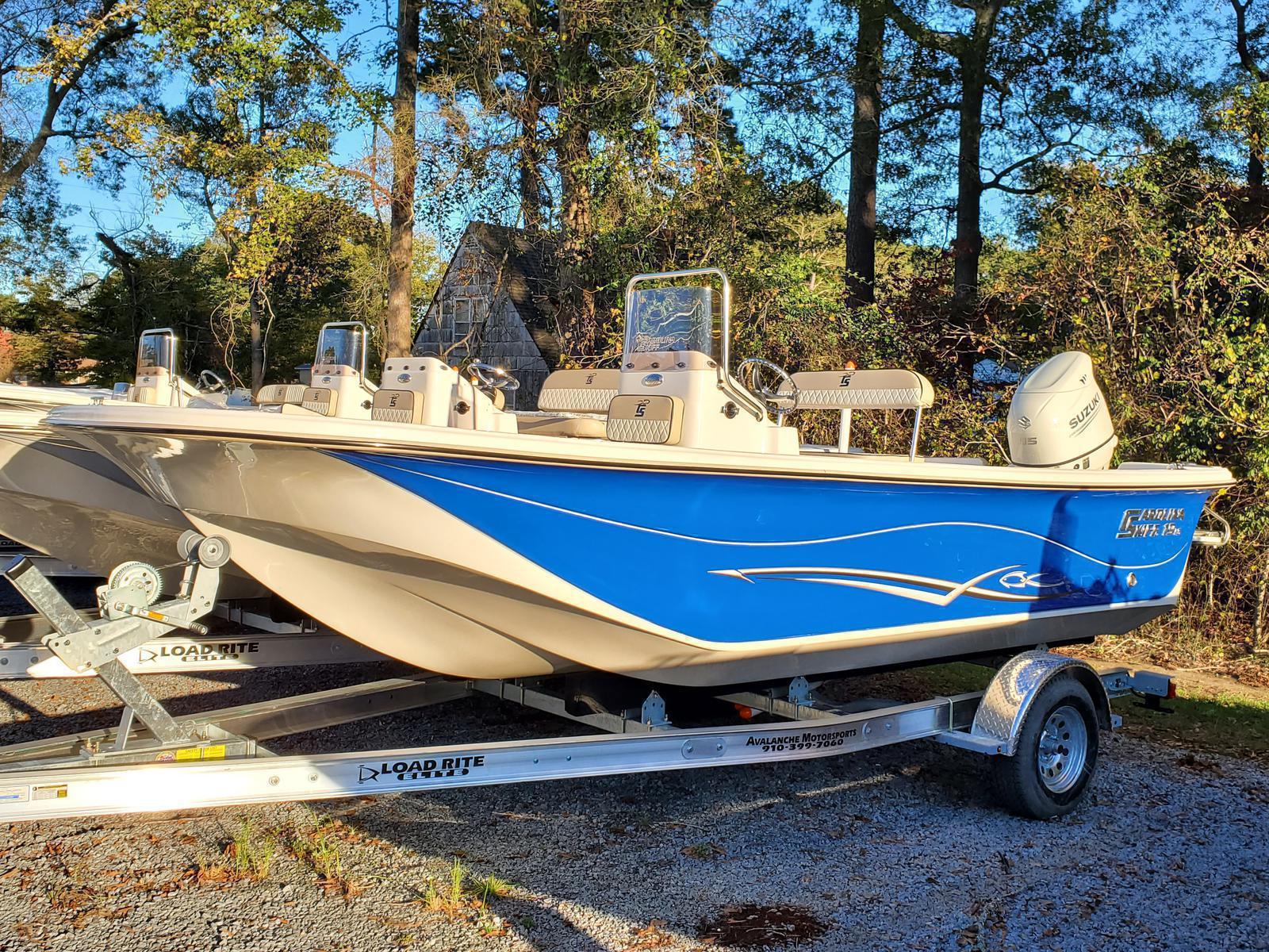 Carolina Skiff 19 LS