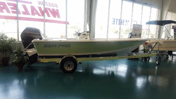 Sea Pro 172BAY