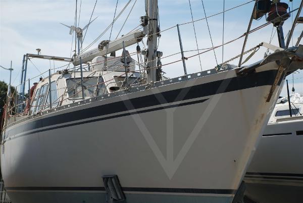 Nauticat 35 Image #1