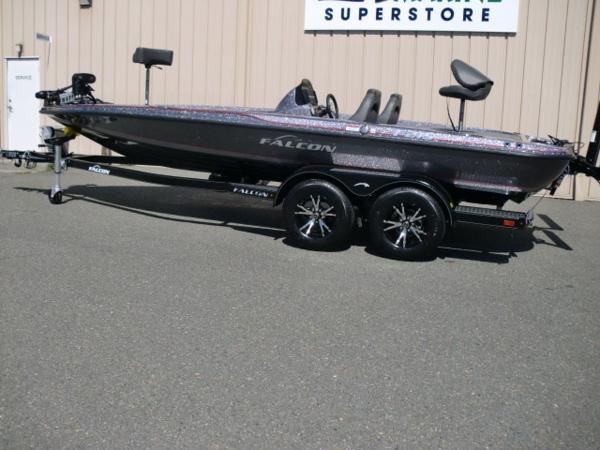Falcon Boats 215