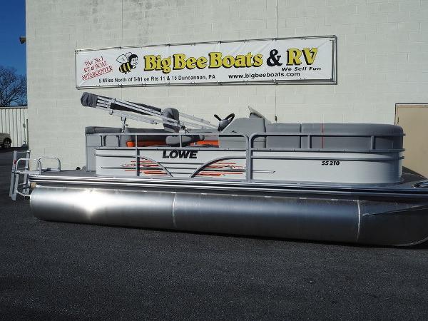Lowe SS 210 V