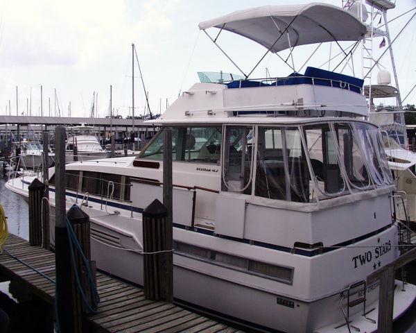 Bertram Motor Yacht Photo 1