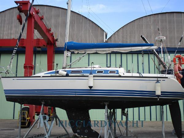 X-Yachts X-332 IMG_0504