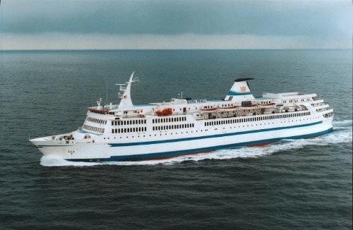 Custom Passenger, RO-RO Cargo Vessel