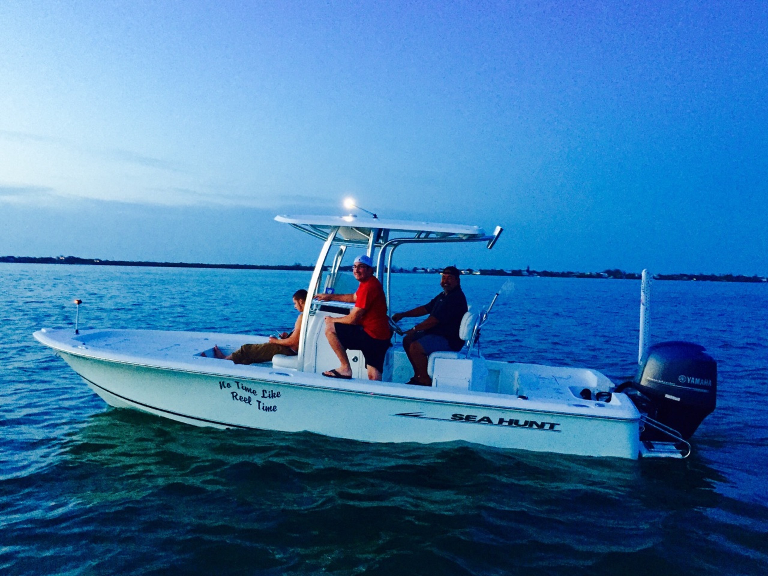 Sea Hunt 22 Bx Bay Boat