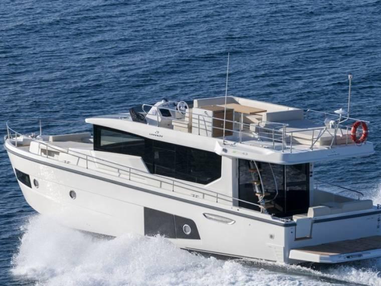 Cranchi Cranchi Eco Trawler 43 Long Distance