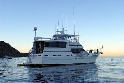 Gulfstar 49 Motoryacht Stabilized