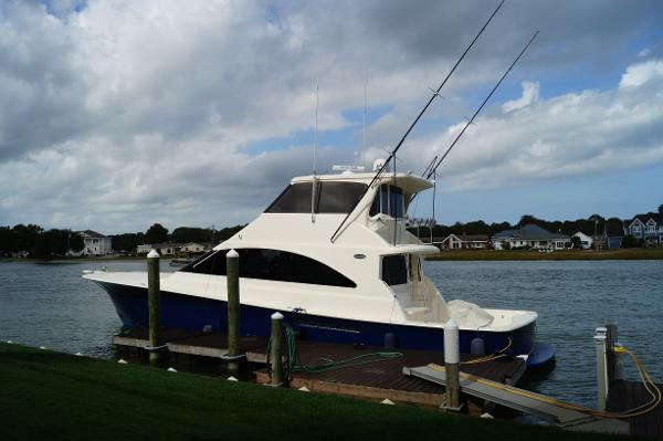 Ocean Yachts 62 Super Sport OCEAN 62 SUPER SPORT PROFILE