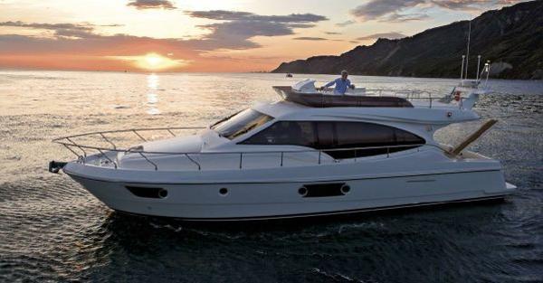 Ferretti Yachts 500 Ferretti Yachts 500