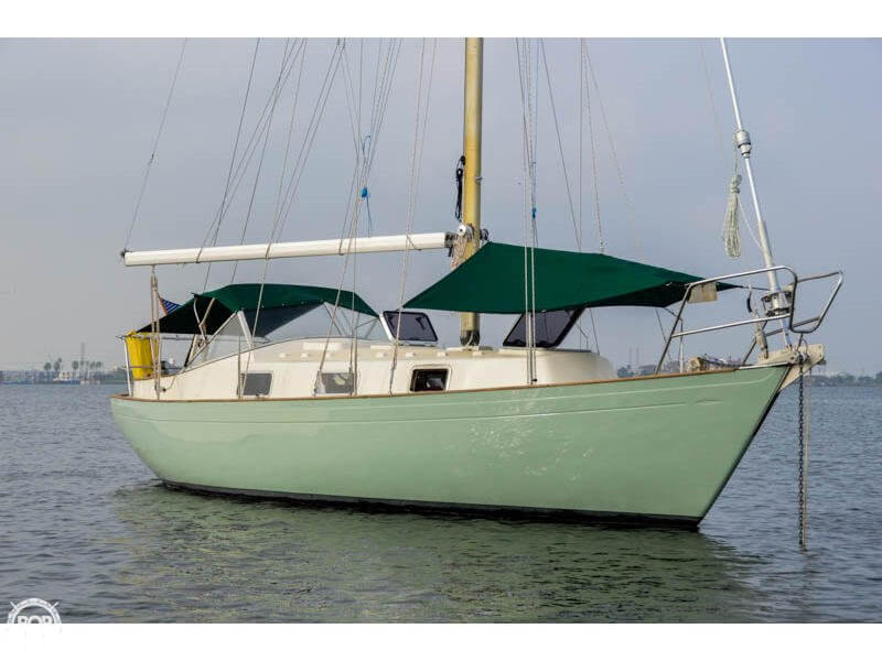 Hallberg-Rassy Monsun 31 1974 Hallberg-Rassy 31 for sale in Port Aransas, TX