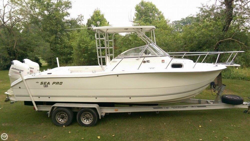 Sea Pro 255 Walkaround 2005 Sea Pro 255 WA for sale in Cameron, NC